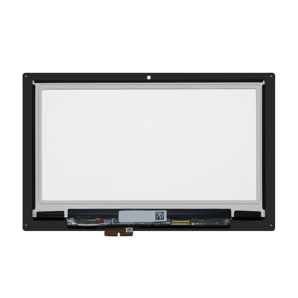 11.6 LCD Touch Screen Assembly For Dell Inspiron 3000 P20T DP/N 0F0C4X F0C4X 0F5KCX laptop 11 6 touch led screen assembly for dell inspiron 11 3000 3147 lcd lp116wh6 spa2
