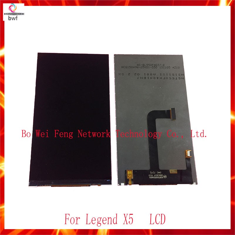 DHL  EMS High Quality Black/White/Gold Color 10PC /Lot For Saga x5 LCD Display Free Shipping+Tracking Number dhl ems high quality black white gold