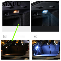lamp dome bulb For Toyota C-HR CHR 2016 2017 2018 2019 LED Bulb Luggage Lamp Interior Dome Light Car Trunk Compartment Light Car Accessories (5)