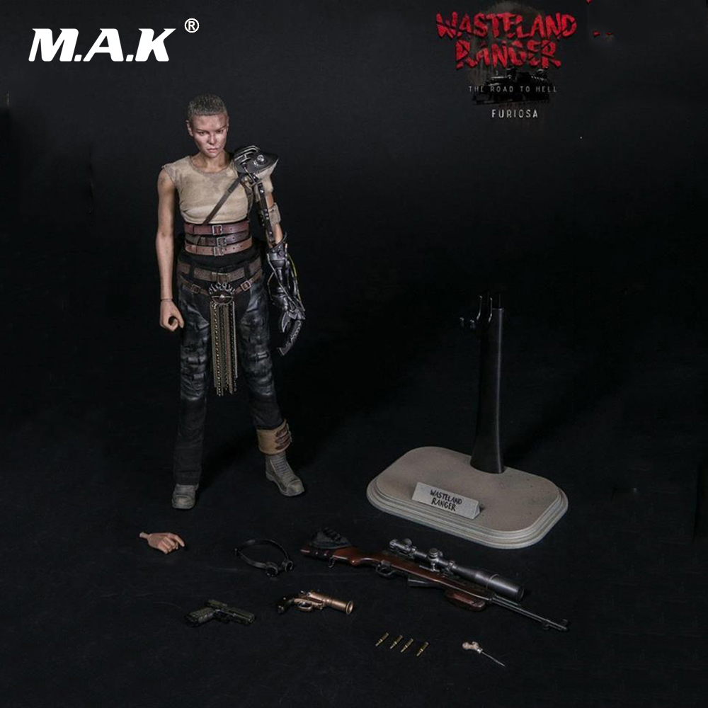 1/6 Full Set Female Action Figure Accessory VM-020 Wasteland Ranger The Road to Hell Furiosa Figure VM020 for Collection1/6 Full Set Female Action Figure Accessory VM-020 Wasteland Ranger The Road to Hell Furiosa Figure VM020 for Collection