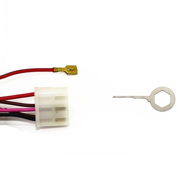 Online Shop 11Pcs/Set Terminal Removal Tools Car Electrical Wiring ...