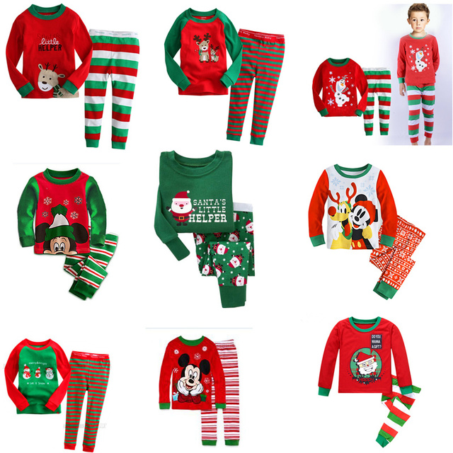 New year Boys clothing set kids sports suit children tracksuit boys set cartoon puppy dog Christmas costumes for girls