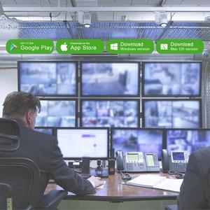 Image 4 - 64CH 4K 5MP 3MP 1080P H.265 4 HDD Профессиональный сетевой видеорегистратор 2U Сетевой Видео Регистраторы записывающая IP камера безопасности Системы г. Ccraftsman