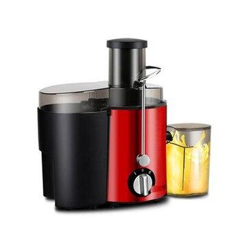 JIQI машина для экстракции сока, многофункциональный мини-аппарат для фруктового сока, полностью автоматический бытовой электрический экстр...