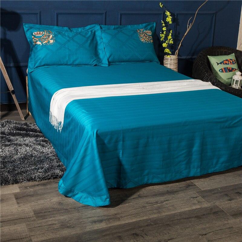 10-Designs Cotton Satin Jacquard Embroidery Bedding Set Duvet Cover Bed Linen Bed sheet Pillowcases Textiles Bedclothes