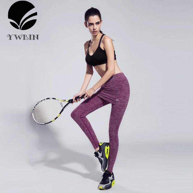 Prix pour Nouveau Style Femmes de Sport De Yoga Leggings Noir Imprimer Courir Femmes Fitness Legging Mince Jeggings Nouveau Gros