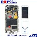 Для Samsung Galaxy S4 Mini I9190 i9192 i9195 ЖК-Дисплей С Сенсорным Экраном с Заменой Дигитайзер
