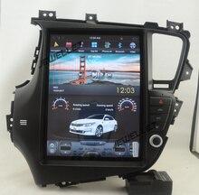 12,1 «Тесла стиль вертикальный экран android 6,0 Quad core Автомобильный GPS Радио Навигация для Kia K5 2011-2013
