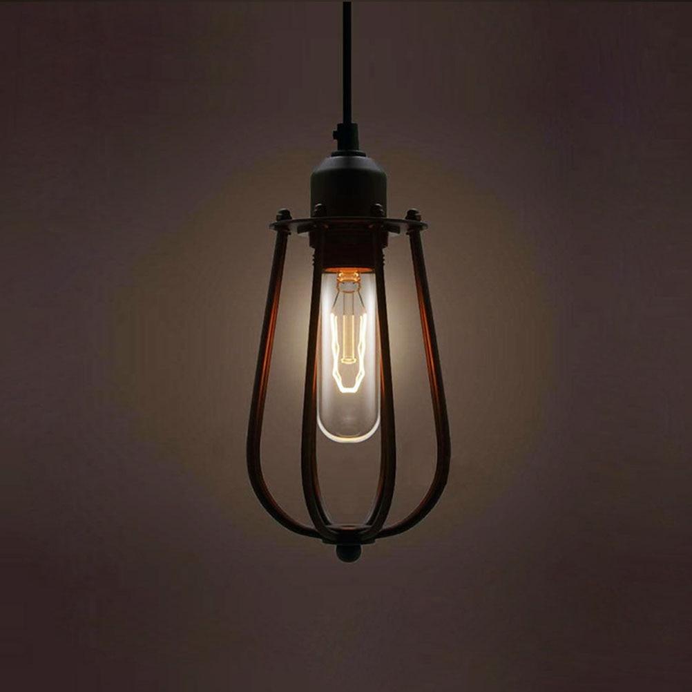 Online get cheap gabbia lampada a sospensione  aliexpress.com ...