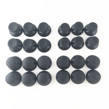 50pcs 3D Analog Joystick Stick Module Mushroom Cap For Sony PS4 Playstation 4 PS3 Xbox one Xbox 360 Controller Thumbstick Cover yuxi 10pcs joystick cap cover analog for ps3 ps4 pro slim controller stick grip for xbox one 360