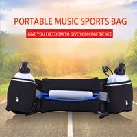 Sport Running Waist Pouch Kettle Marathon Phone Case Cover Bag For Vernee Mix 2 Ulefone S7