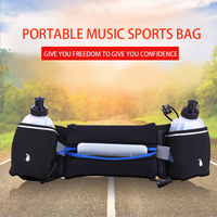 Sport Running Waist Pouch Kettle Marathon Phone Case Cover Bag For Vernee Mix 2 Ulefone S7