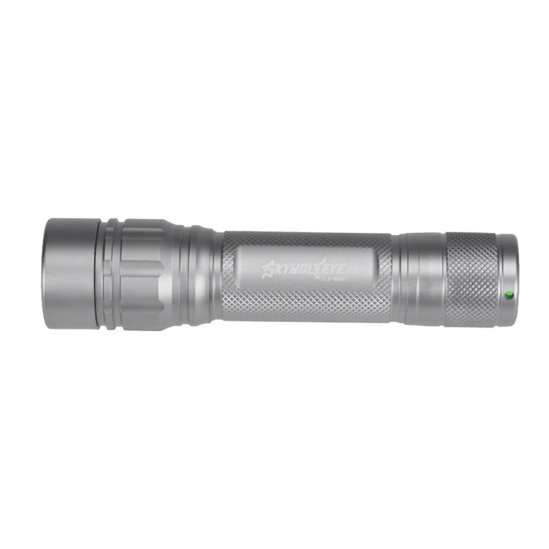 Focus 3000 Lumens 3 Modes CREE XML XPE LED 18650 Flashlight Torch Powerful bike bicycle lights camping hiking household outdoor