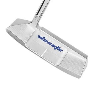 Image 4 - ゴルフパター新ゴルフセットパターヘッドステンレス鋼 33/34/35 インチ 3 サイズゴルフパター
