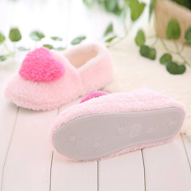 Women's Soft Plush Home Shoes