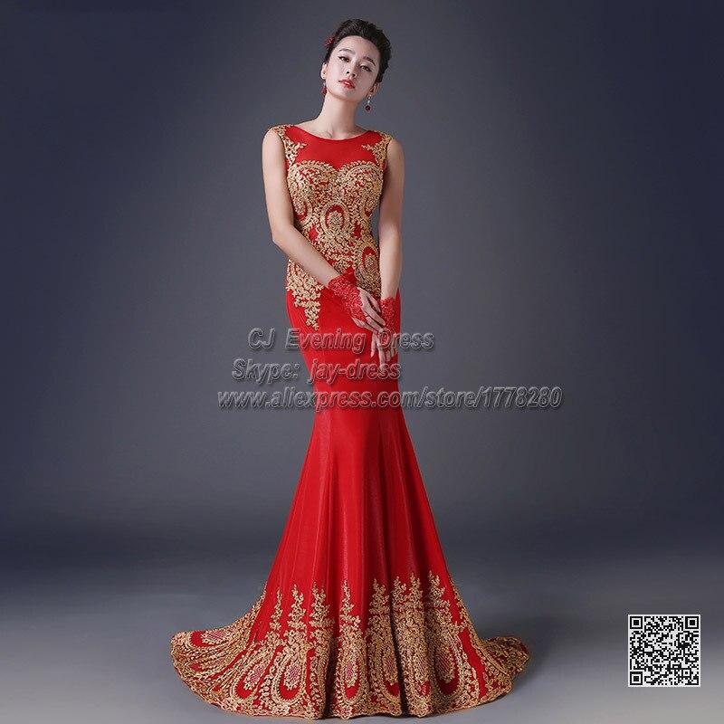 Robe de soiree longue style orientale