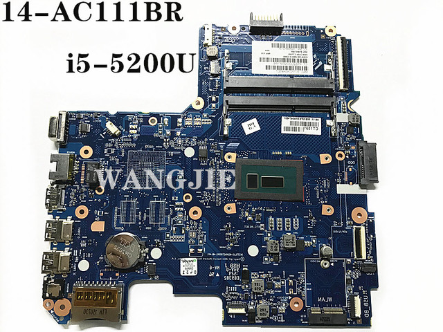 Aliexpress Com Buy For Hp Notebook 14 Ac111br Laptop Motherboard