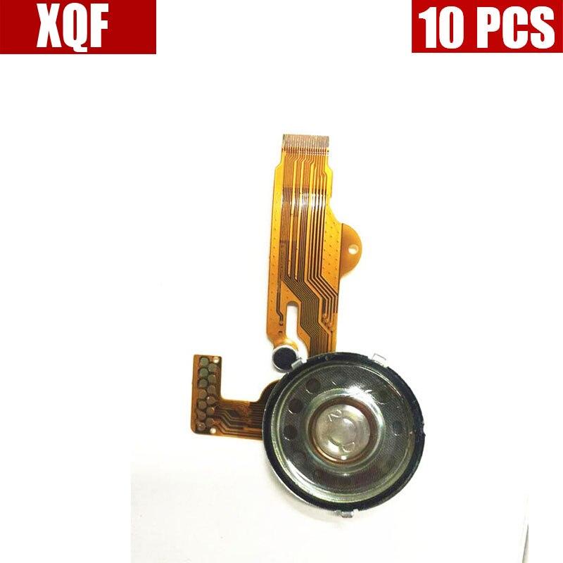 XQF 10PCS  Horn Line Flex Flat Cable Ribbon Speaker For Motorola GP328PLUS GP344 Two Way Radio