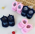 Amazing 0-6 Month Baby Boy Girls Crib Shoes Infant Crib Cotton Fall and Winter Baby Shoes Soft Sole Shoes