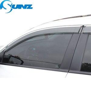 Image 3 - واقي النافذة لسيارات BMW 218i 2016 2018 منحرف النافذة الجانبية حراس المطر لسيارات BMW 218i 2016 2018 SUNZ