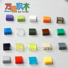 Slope brick 31 de 1x1x2 3 54200 100pcs DIY enlighten block Brick parts Compatible With