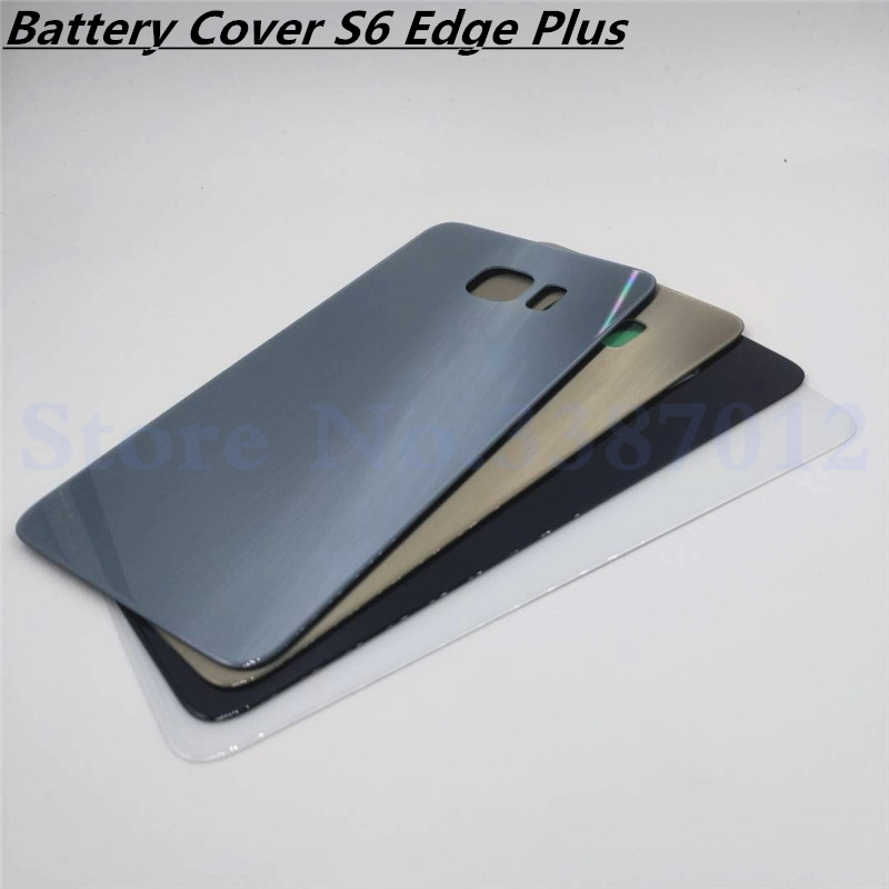 Original Replacement For Samsung Galaxy S6 Edge Plus G928 G928F Back Battery Cover Door Rear Glass Housing Case Battery Cover