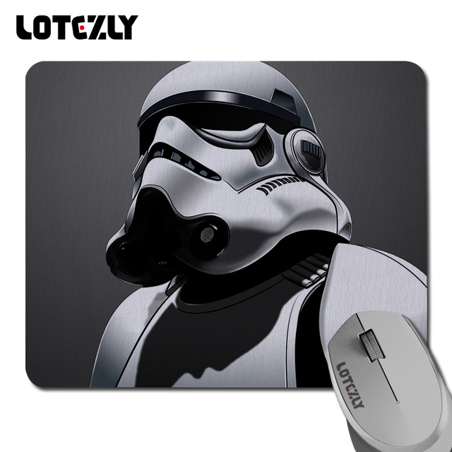 Star Wars Mouse Pads anti-slip Size 180*220 mm & 210*250 mm