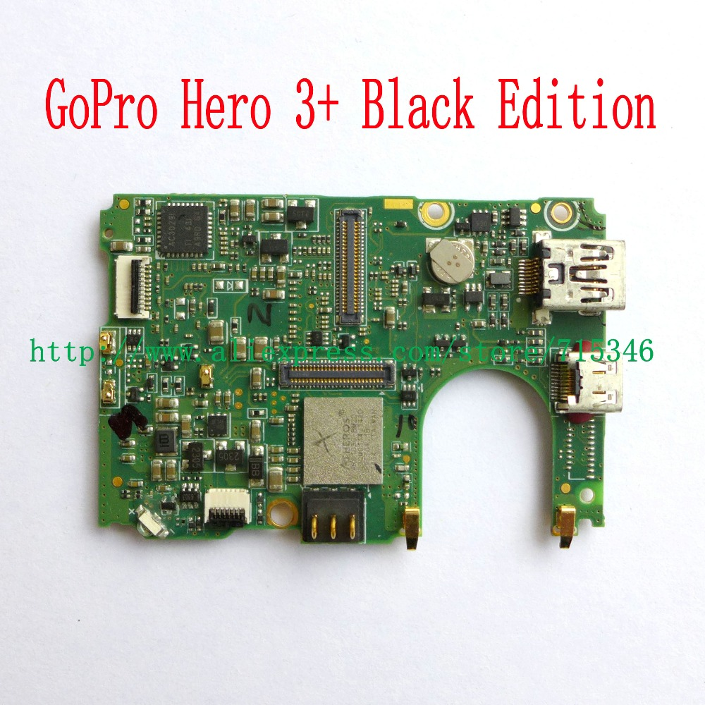 95 NEW Main Board Motherboard PCB For GoPro Hero 3 Black Edition Video Camera Repair Part