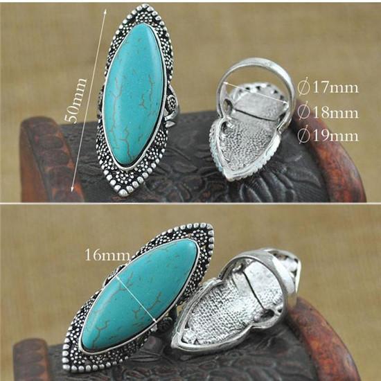 Tibetan Silver Ring