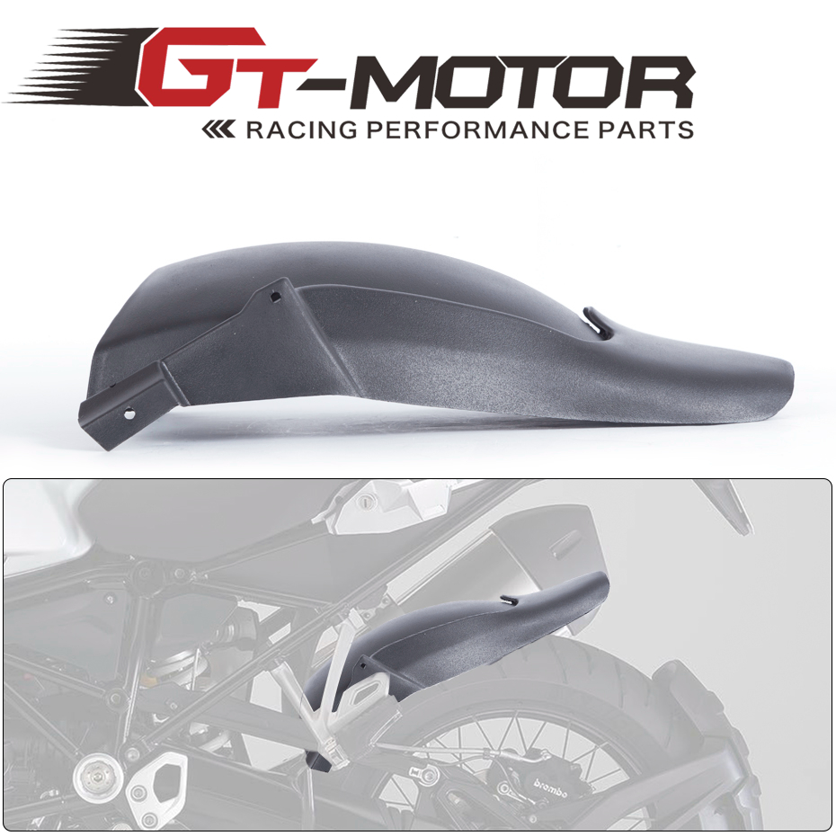 GT Motor -For BMW R1200GS Rear Tire Hugger Mudguard Fender for BMW R 1200 GS LC Adv 2013 2014 2015 2016 2017 after market 5 holes rear brake disc rotor for bmw r 1200 gs 2013 2014
