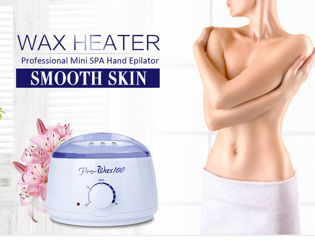 2016 Newest 0.5L Salon Sundry Portable Electric Hair Removal Hot Wax Warmer Portable Heater Facial Skin Spa Hair Removal Warmer