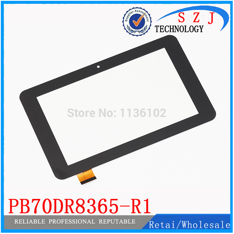 New 7 Inch Capacitive Touch Screen Digitizer Glass Replacement for Window Tablet PC YUANDAO VIDO N70S Dual Core PB70DR8365-R1