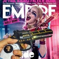 Movie character Batman DC Comic Commando Suicide Harley Quinn Costume Cosplay Prop Gun Accessories PVC