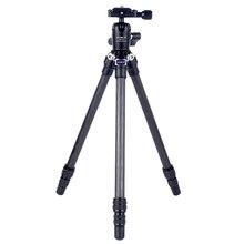AOKA CMP163CL 578g максимальная нагрузка кг профессиональный модный легкий мини штатив из углеродного волокна для камеры