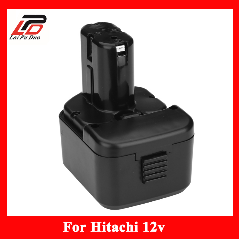 New For HITACHI Replacement power tool battery 12V 1500-3000mAh NI-CD&NI-MH EB1212S,DS12DVF3 bcc1215 EB1214S DN12DYK batteria for hitachi 12v 1 5ah ni cd replacement power tool battery for hitachi eb1212s eb1214l eb1214s eb1222hl eb1230x eb1220bl 322629