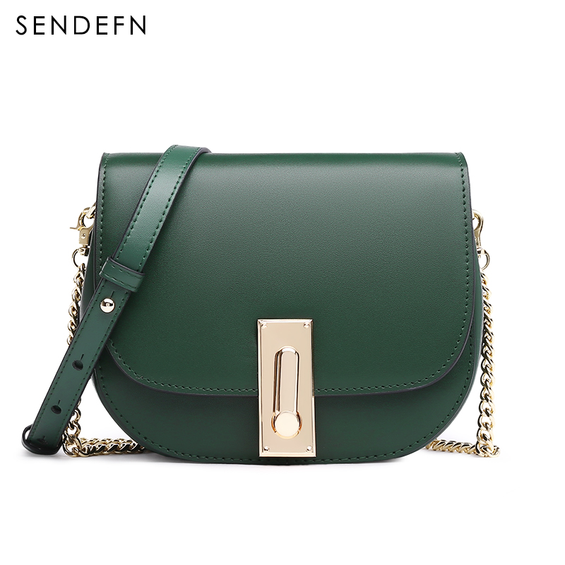 New Arrival Brand Crossbody Bag Casual Shoulder Bags Women Small Fashion Split Leather Messenger Bags Ladies Cute Saddle Green 2017 hot sales female fashion women cute messenger bags rivet shoulder bag leather crossbod new brand a8