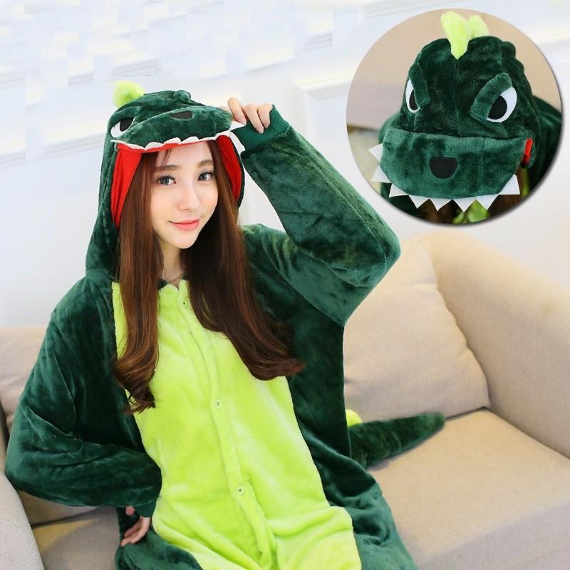 7dbb311a7d4b Pyjamas Entero Women Sleep Pajamas Sleepwear Animal Pajamas One ...