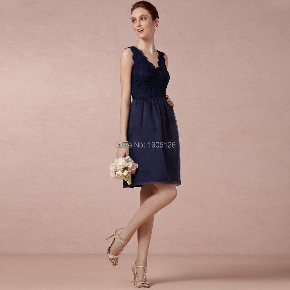 Achetez en gros adolescent robes de soir e de mariage en for Robes de demoiselle d honneur mariage marine