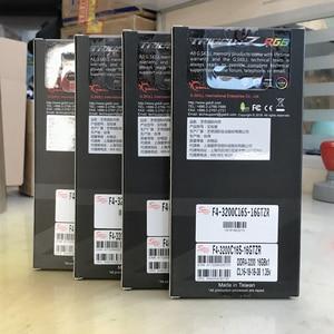 Image 5 - グラム。スキルトライデント z rgb pc の ram メモリアラムモジュール新 l DDR4 メモリ PC4 8 ギガバイト 16 ギガバイト 3200 mhz 3000 デスクトップ 8 グラム 16 グラム 3000 3200 dimm