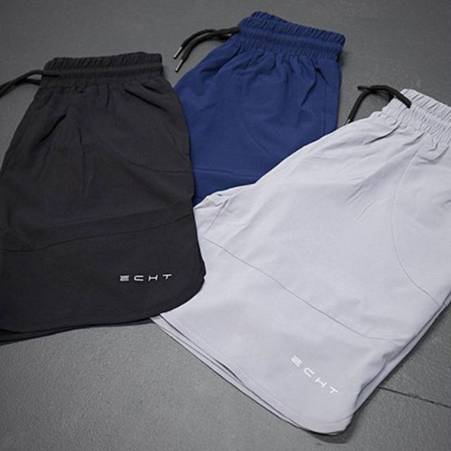 Mens Gyms Fitness Shorts Summer Casual Fashion Cool Short Pants Male Jogger Bodybuilding Workout Man crossfit Beach Sweatpants 4