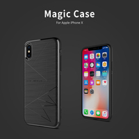 For IPhoneX Case Cover Brand NILLKIN Magic Phone Case For IPhone X Magnetic Bumper Case