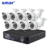 H 264 8CH NVR 720P IP Camera Video Record HDMI Output IR Cit Outdoor CCTV