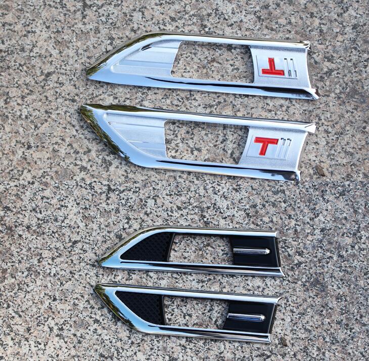 Auto-styling Per Chevrolet Cruze 2009-2015 Segnale Lampada/luce Laterale Emblema/decorazione/assetto Turbo-style/sport Style 2 Pz