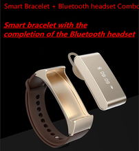 Smart Watch K2 Bluetooth Armband SmartWatch Design Für IOS & Andriod Telefone Tragbare Geräte Sportuhr + Bluetooth headset