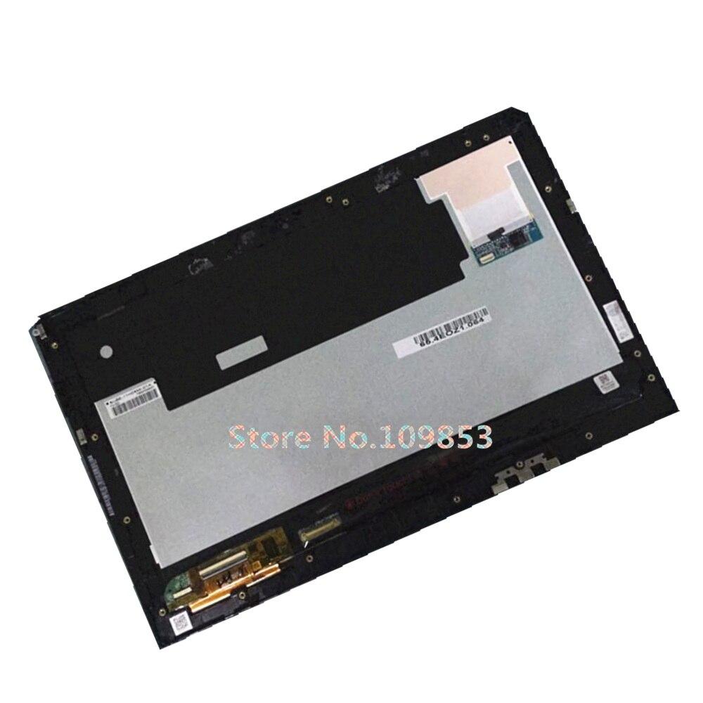 """11,6 """"für Lenovo Thinkpad Helix X2 Lcd Screen + Touch Digitizer Montage B116han03.3 Ld116wf1 Spn2 Mit Rahmen 100% Garantie"""