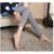 Maternidade Ajustável legging Alta Elástica de Maternidade Leggings Roupas de Grávida Calças para Mulheres Inverno Espessamento Calças de Maternidade