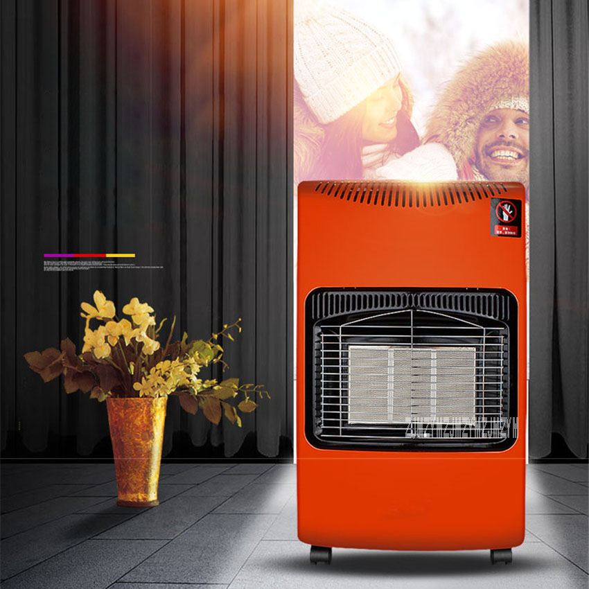 YT 009 Liquefied/Natural Gas Heater Outdoor Camp Hike Heating Equipment Household Energy Saving Heater Indoor Office Heater