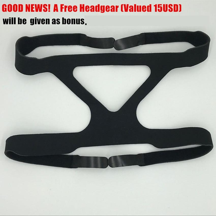 GI Portable CPAP Machine for Sleep Apnea OSAHS OSAS Snoring People With Free Mask Headgear Tube Bag SD Card Top Quality__