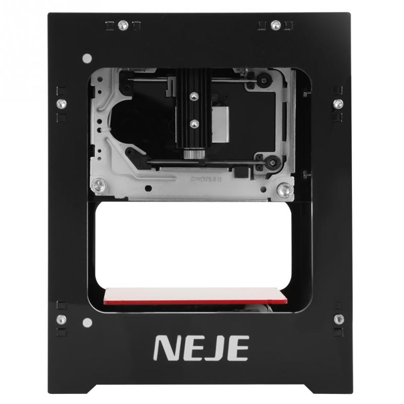 NEJE CNC Laser Engraver Printer 1000mW 490x490 Pixel USB Engraving Machine Kit Woodworking Tools-in Wood Routers from Tools    1
