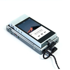 Image 4 - FiiO CL06 סוג C למייקרו USB כבל נתונים עבור FiiO Q1II Q5 M7